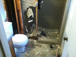 ... Bathroom Demolition 300x224 ...